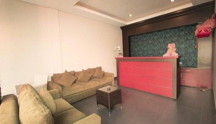 Transera Kamini Legian Hotel Bali - Lobby