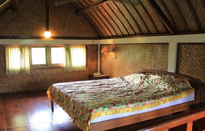 Suji Bungalow Bali - Kamar tamu