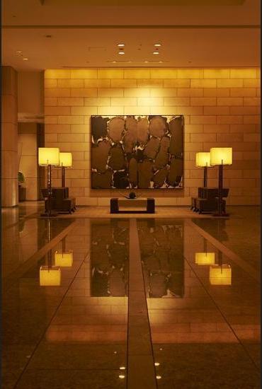 Grand Hyatt Tokyo - Lobby Sitting Area