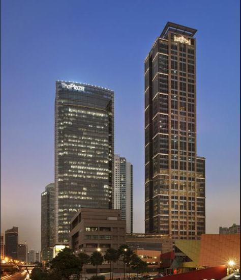 Keraton at The Plaza Jakarta - Exterior