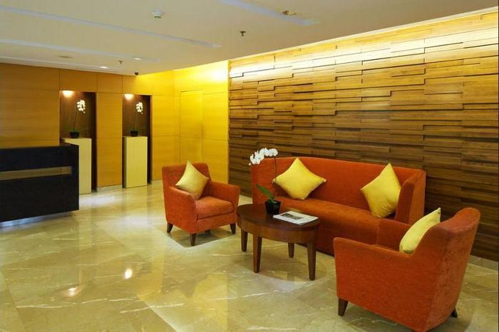 Marriott Executive Apartments Mayflower Setiabudi - In-Room Business Center