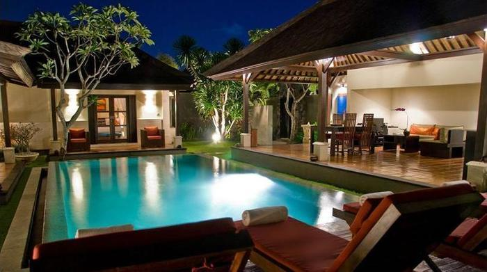 The Ulin Villas and Spa Bali - Massage