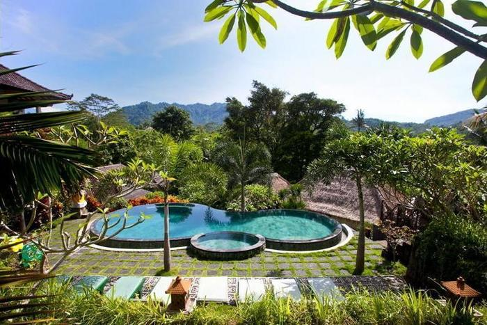 Teras Bali Sidemen - Exterior