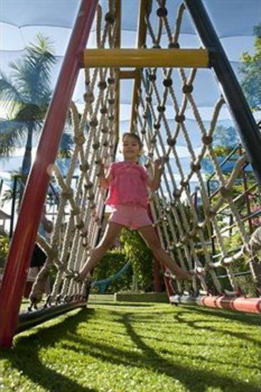 Febri's Hotel & Spa Bali - Childrens Play Area - Outdoor