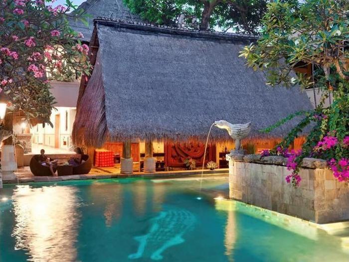 Novotel Bali Benoa - Restaurant