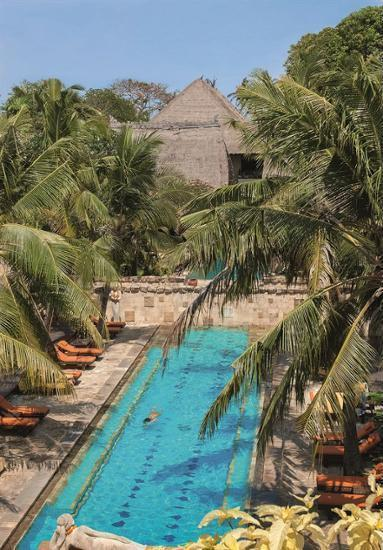 Novotel Bali Benoa - Outdoor Pool