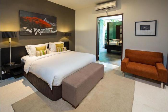 Cicada Luxury Townhouses Bali - Outdoor Pool