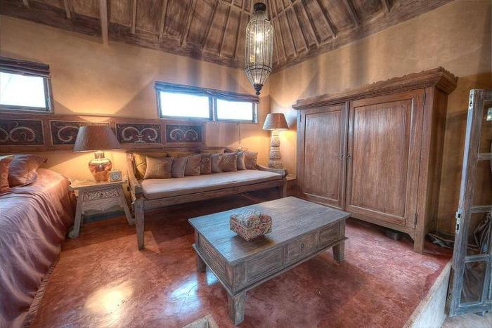 BALQUISSE Heritage Hotel Bali - Living Area