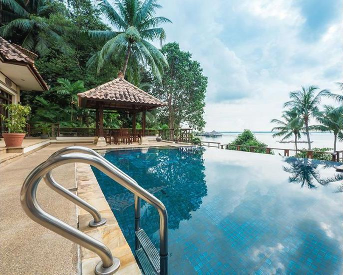 Indra Maya Pool Villas Bintan - Food and Drink