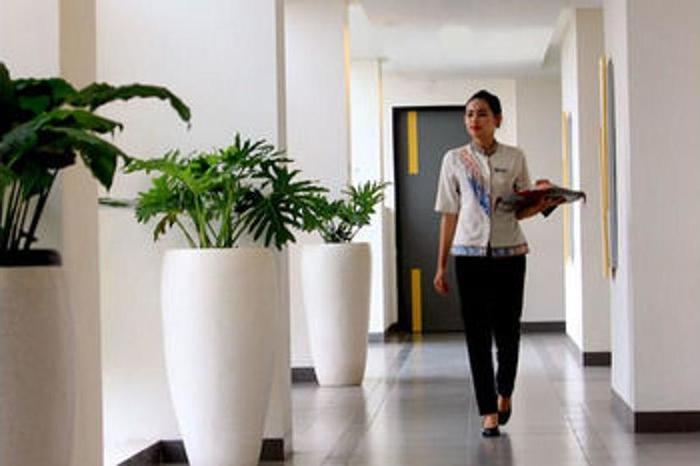 Hotel Dafam Fortuna Seturan - Hallway
