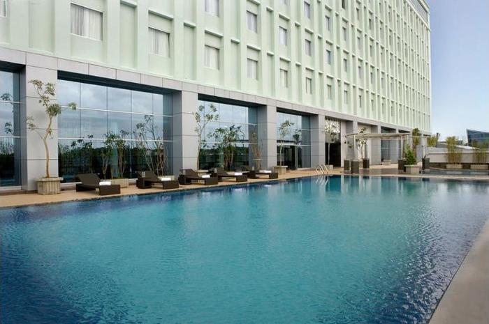 Novotel Bangka Hotel & Convention Centre Pangkalpinang - Restaurant
