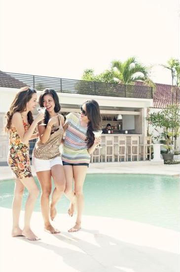 Kutaville Bali - Outdoor Pool