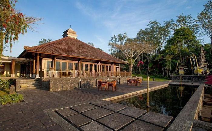 Puri Candikuning Bedugul - Restaurant