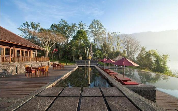 Puri Candikuning Bedugul - Outdoor Pool