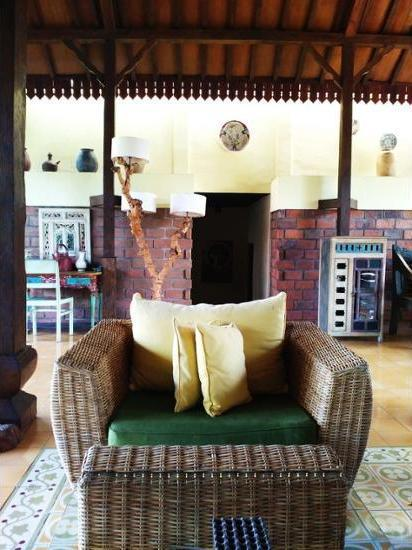 Kampung Cenik Bali - Hotel Interior