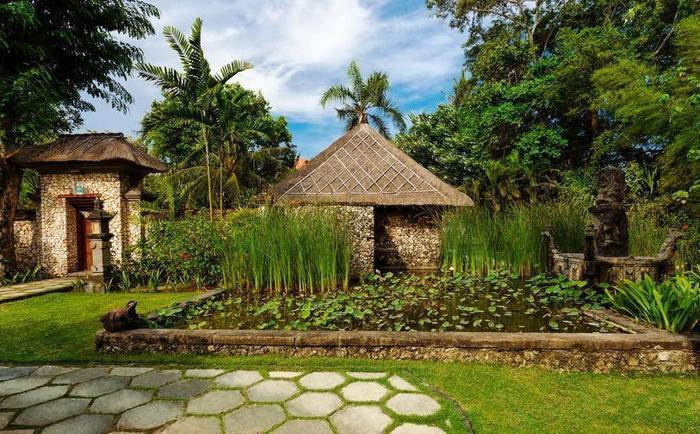 The Oberoi Bali - Garden