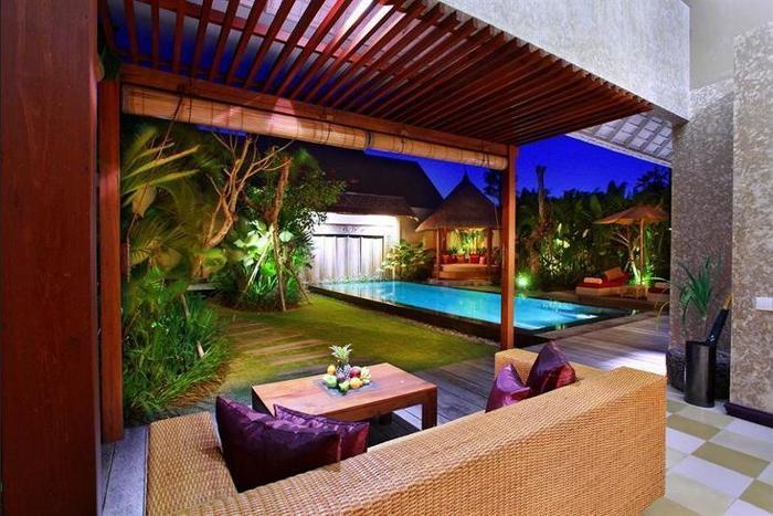 Space at Bali Villas Bali - Sundeck