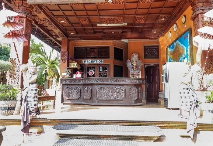 NIDA Rooms Yos Sudarso Badung - Resepsionis