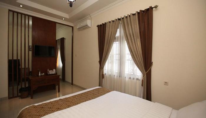 Griya Yunika Homestay Yogyakarta - Kamar tamu