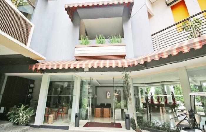 ZenRooms Setiabudhi Atas Bandung - pemandangan
