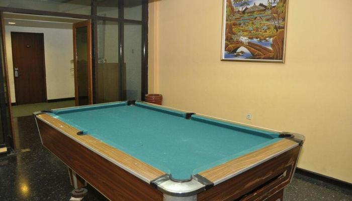 Mutiara Hotel Cilacap - Bilyard