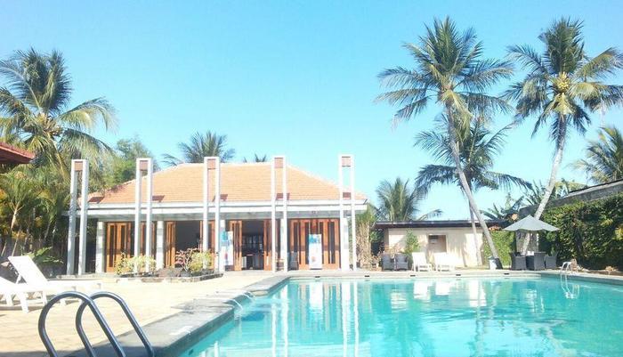 Mutiara Hotel Cilacap - Kolam Renang