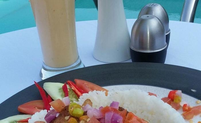 Mutiara Hotel Cilacap - Kakap dabu dabu