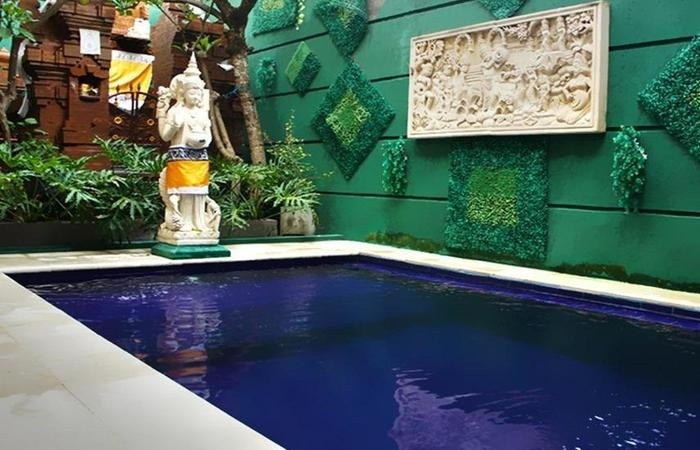 Agus Guest House Sunset Road Bali - Kolam Renang