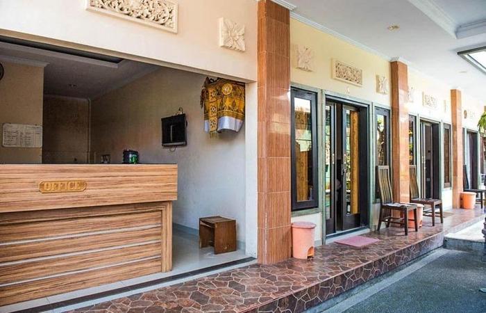 Agus Guest House Sunset Road Bali - Lobi