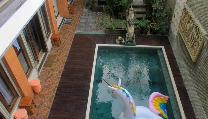 Antara Sunset Road Bali - Pool