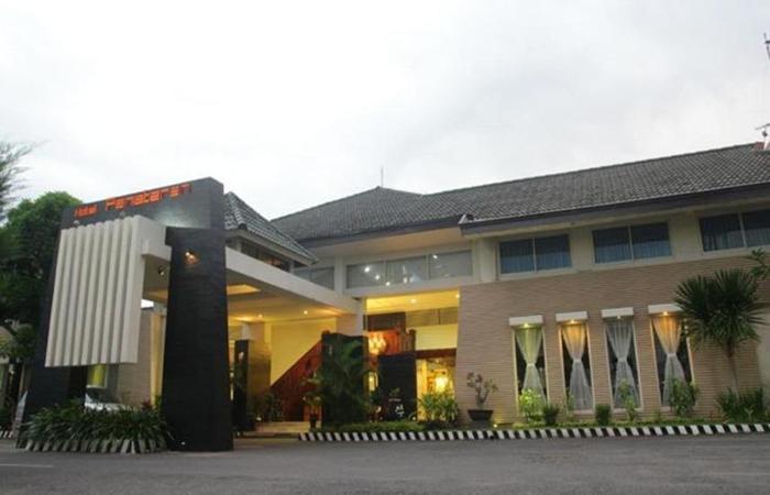 Hotel Penataran Asta Kediri - Eksterior