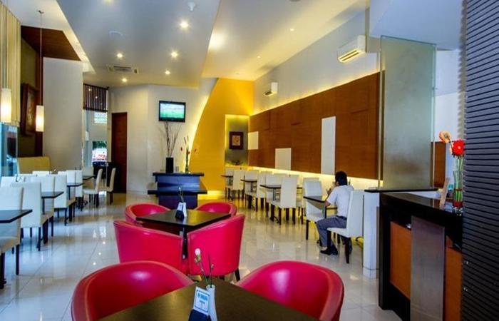 Hotel Quirin Semarang - Restoran