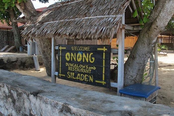 Onong Resort Manado - Eksterior