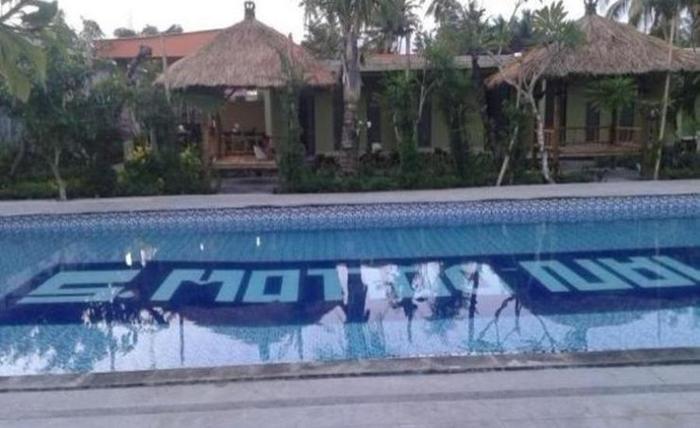 Cheap Hotel Nusa Dua Bali - Kolam Renang