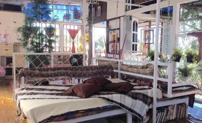 Imah Seuri Syariah Bandung - Kamar tamu