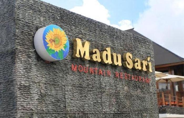 Madu Sari Hotel & Restaurant Bali - pemandangan