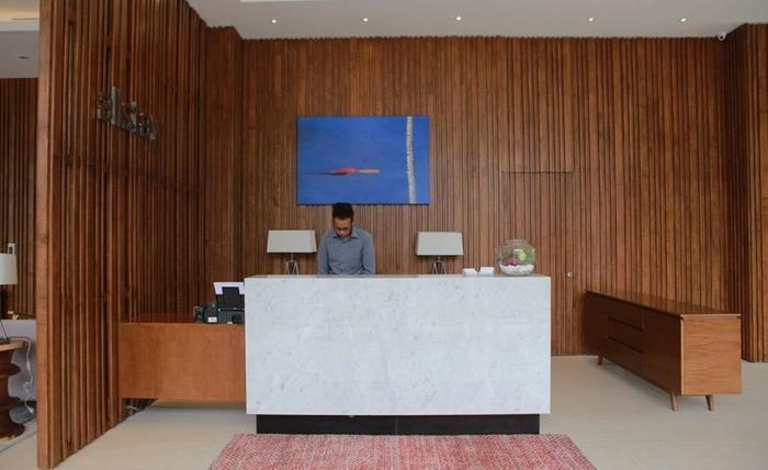 AllStay Hotel Semarang - Resepsionis
