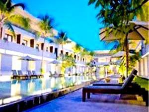 Oasis Kuta Bali -  pemandangan