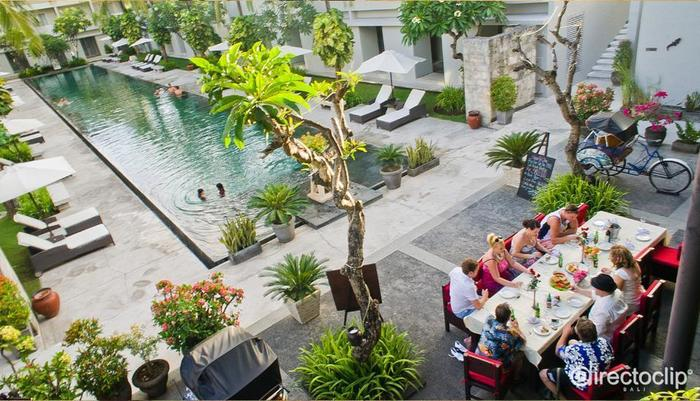 Oasis Kuta Bali - Wedding event