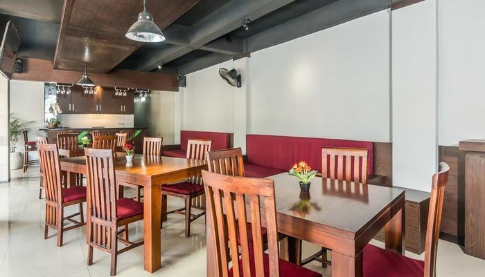 ZenRooms Legian Nakula 2 - Restoran