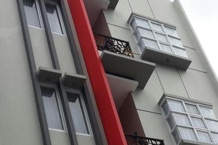 iHome Residence Jakarta - Tampilan Luar Hotel