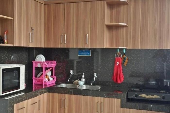 iHome Residence Jakarta - Dapur