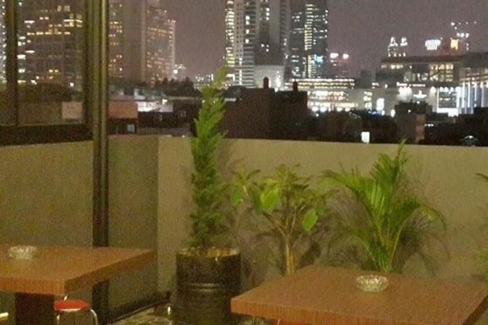 iHome Residence Jakarta - Balkon