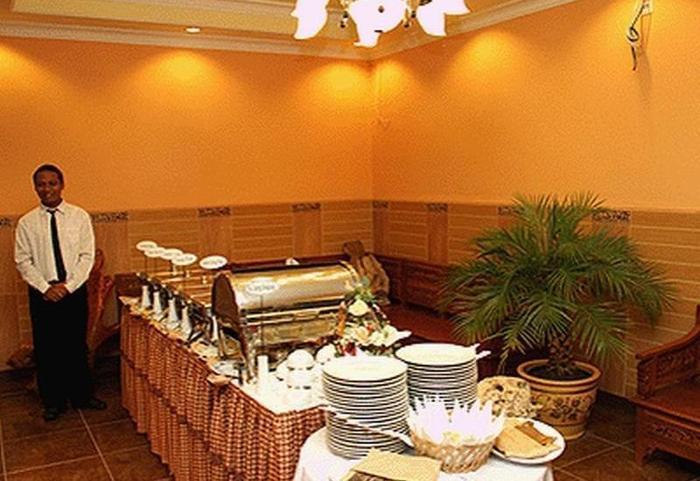 Patria Palace Hotel Blitar - restorant