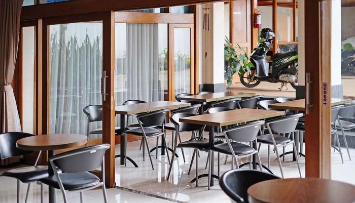 ZEN Rooms Hegarmanah Secapa Bandung - Restoran