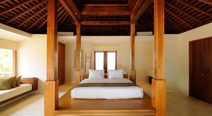 The Menjangan Bali - Kamar Tamu