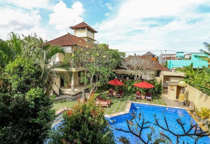 NIDA Rooms Bali Bisma Ubud 8396 Bali - Pemandangan Area