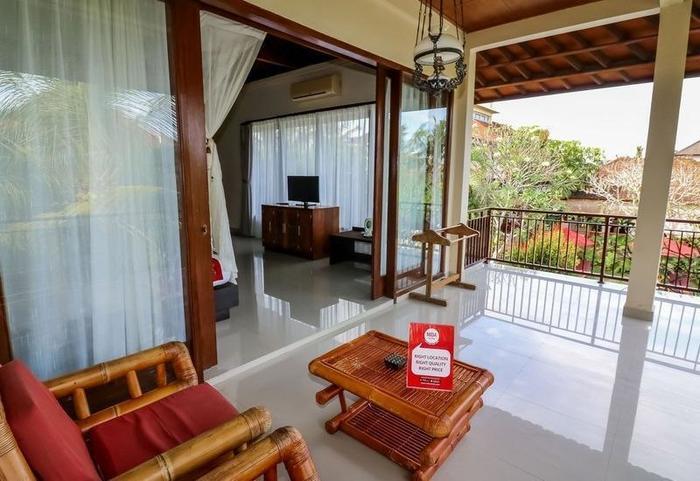 NIDA Rooms Bali Bisma Ubud 8396 Bali - Ruang tamu