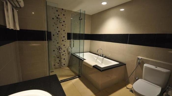 D Maleo Hotel Makassar - Kamar Mandi
