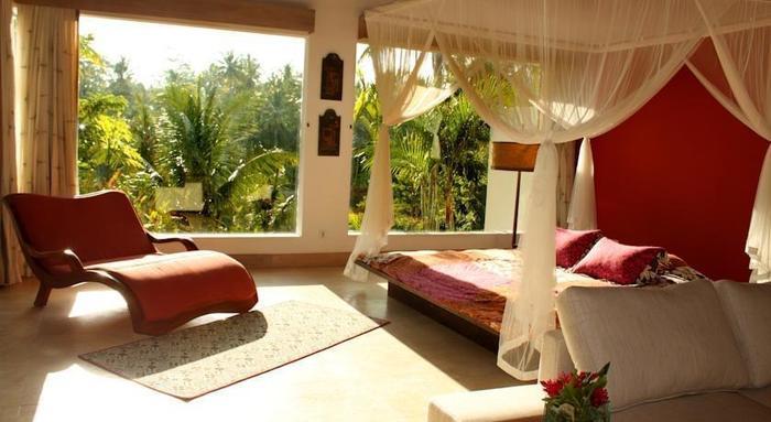 Pandawas Villas Bali - Kamar tamu